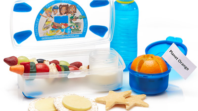 Healthy Smart Lunch Box
